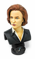 "X Files Dana Scully Fight the Future Statue Bust by Greg Aronowitz | Prototype ""XXX"" of 5000"