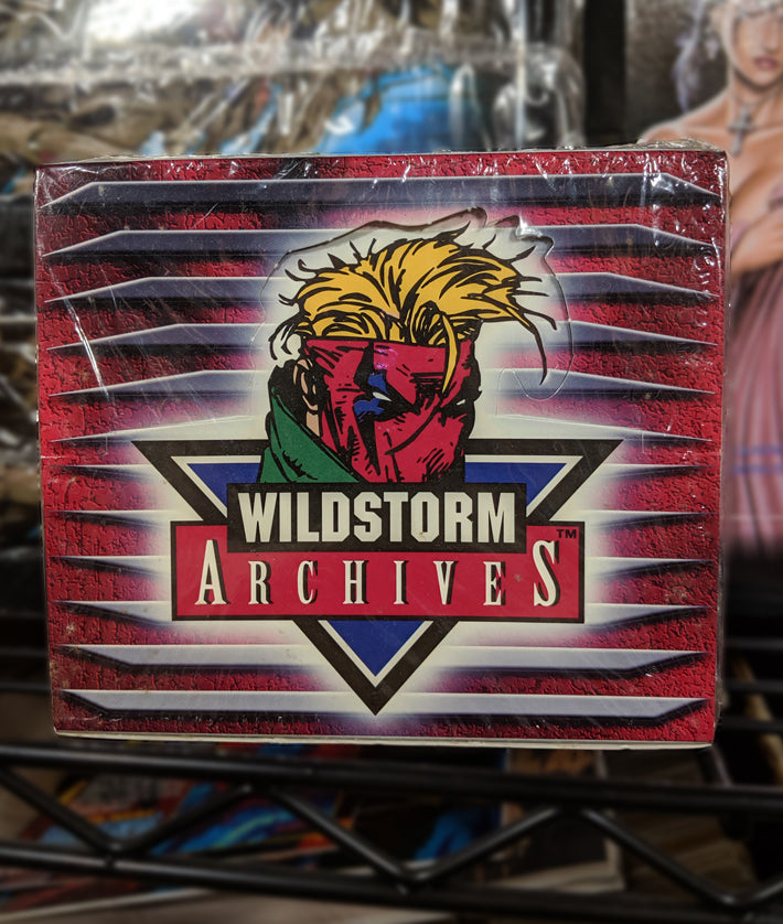 Wildstorm Archives Series 1 Trading Cards, 1995 Factory Sealed Box