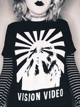 "Load image into Gallery viewer, Vision Video T-Shirt - ""Vision Girl"""