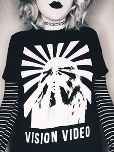 "Vision Video T-Shirt - ""Vision Girl"""