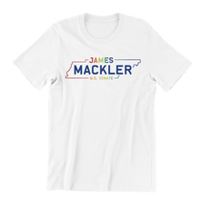 Load image into Gallery viewer, James Mackler for Senate Pride Tee