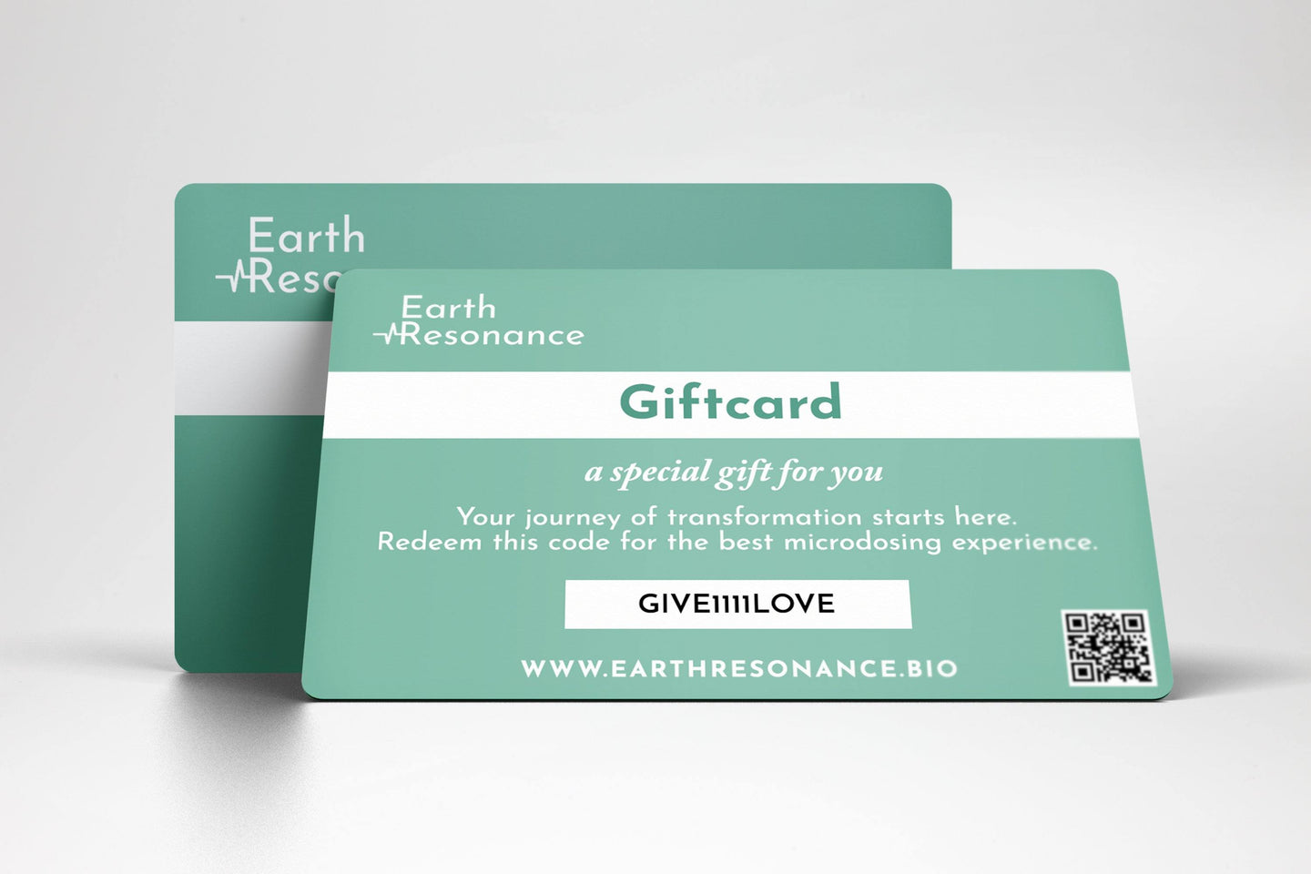 Earth Resonance Giftcard - Earth Resonance