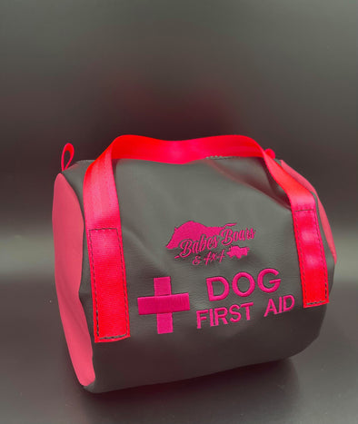 BB4X4 Dog Medical Kit