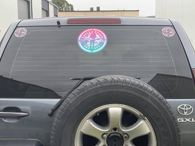 BB4x4 Two Tone Sticker