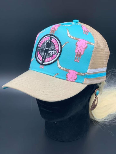 BB4x4 Giddy Up Cowgirl Cap