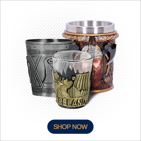 Viking Shotglass