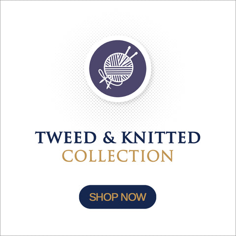 Tweed and Knitted Collection