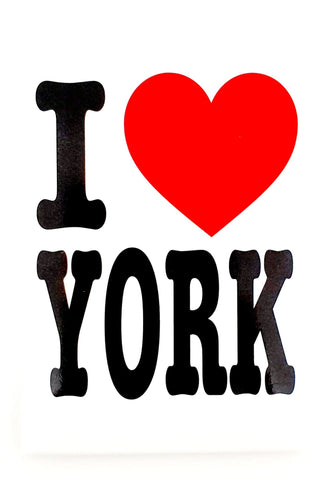 this is york