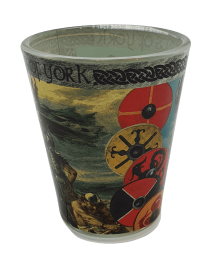 Shot Glass York viking - Pridesouvenirs