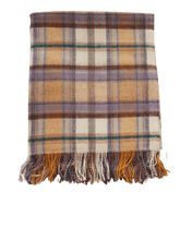 Load image into Gallery viewer, Made In Yorkshire 100% Lambswool Blanket - Pridesouvenirs