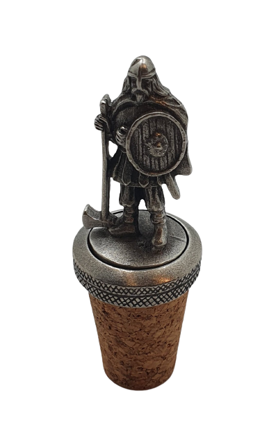Bottle Stopper- Viking Warrior - Pridesouvenirs