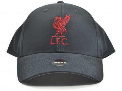 LIVERPOOL BASEBALL CAP NAVY