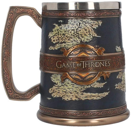 The Seven Kingdoms Tankard  - Britishsouvenirs