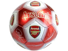 Load image into Gallery viewer, Arsenal Signature Football - Pridesouvenirs