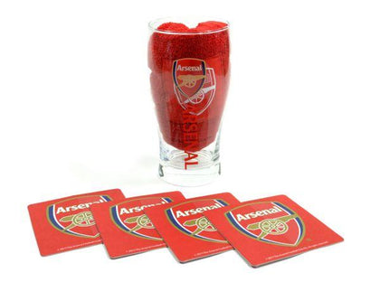 Arsenal Mini Bar Set - Pridesouvenirs