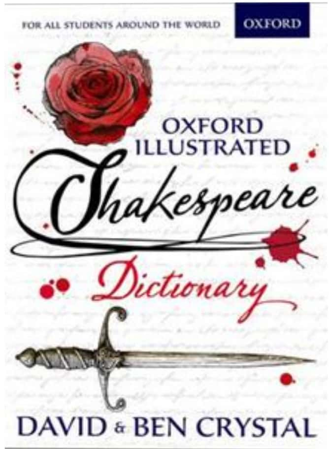 Oxford Illustrated Shakes Dictionary