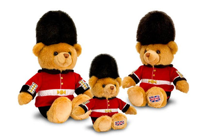 Guardsman Bear Plush Toy- 25cm - Pridesouvenirs