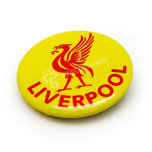 Load image into Gallery viewer, Liverpool Liverbird Button Badge - britishsouvenirs