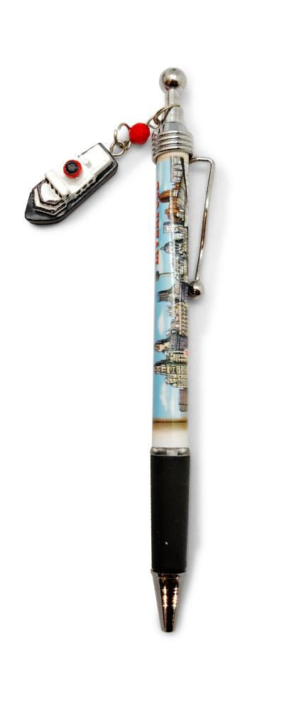 Liverpool Ferry Charm Pen