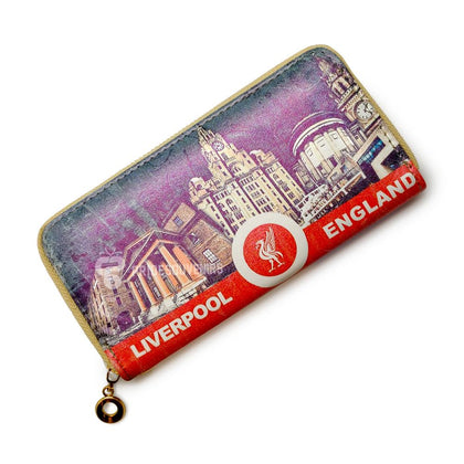 Liverpool Ladies Icon Wallet - Green Colour - Pridesouvenirs