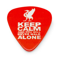 Liverpool Plectrum-Keep Calm & You...