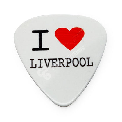 Liverpool Plectrum - I Love Liverpool