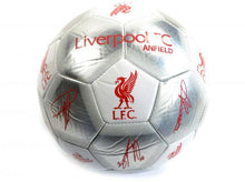Load image into Gallery viewer, Liverpool Football Club Signature Football