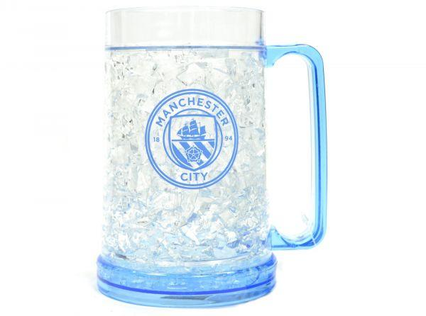 MAN CITY FREEZER TANKARD
