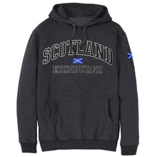 Load image into Gallery viewer, Charcoal Black Scotland Pullover