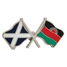 Load image into Gallery viewer, Scot / Malawi Flag Badge