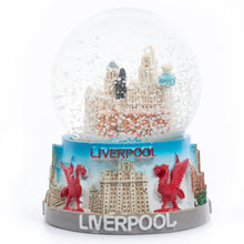 Load image into Gallery viewer, Liverpool Building Snow Globe -Small