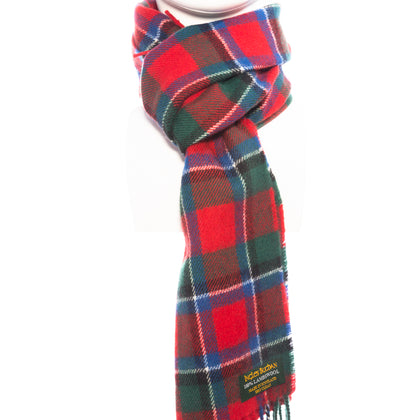 Clan Scarf - Sinclair Red