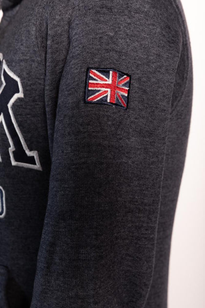Sweatshirt York England Navy-Malange Pullover Youth - Pridesouvenirs