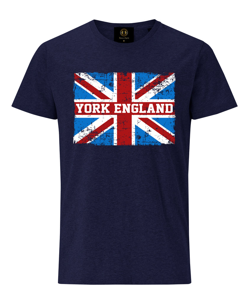 York England UJ T-shirt - Navy