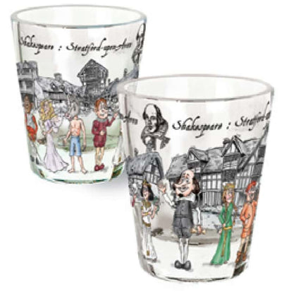 Stratford -upon-Avon Regular Shot Glass - Pridesouvenir