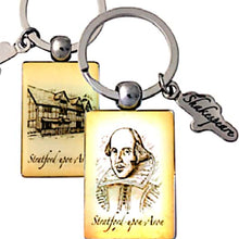 Load image into Gallery viewer, Stratford Upon Avon Key Ring - Britishsouvenir