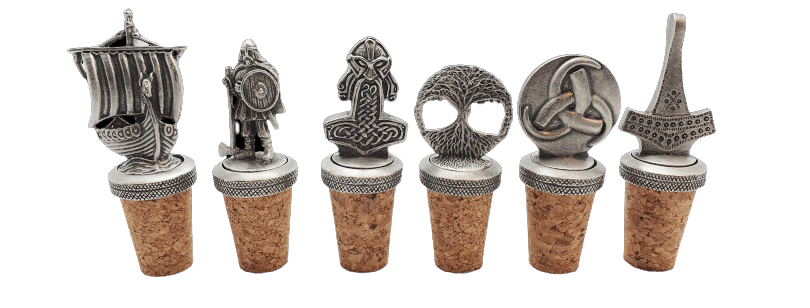 Viking Bottle Stopper Mjölnir
