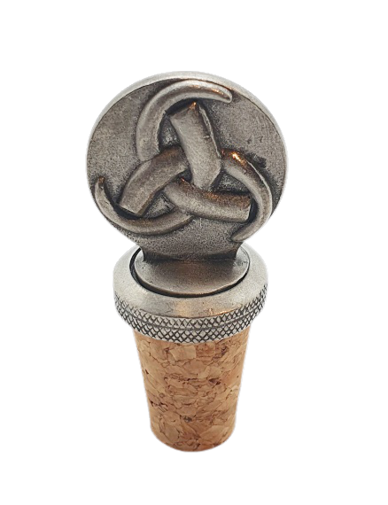 Viking Bottle Stopper Triple Horn