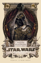 Load image into Gallery viewer, William Shakespeare's Star Wars: Verily A New Hope Hardcover Book