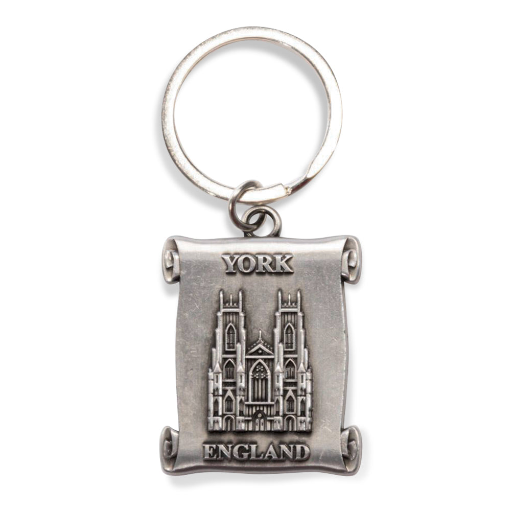 York Minster Key Ring