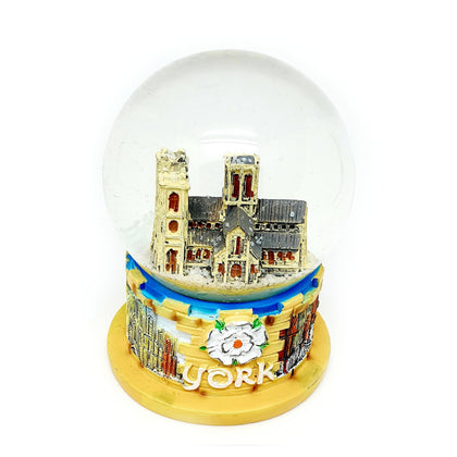 York Minster Snow Globe Medium