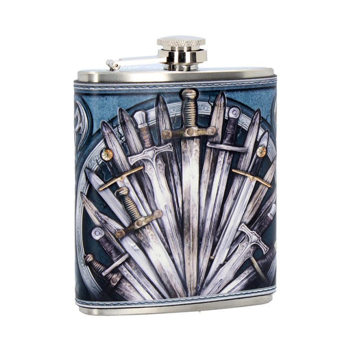 Sword Hip Flask 7oz