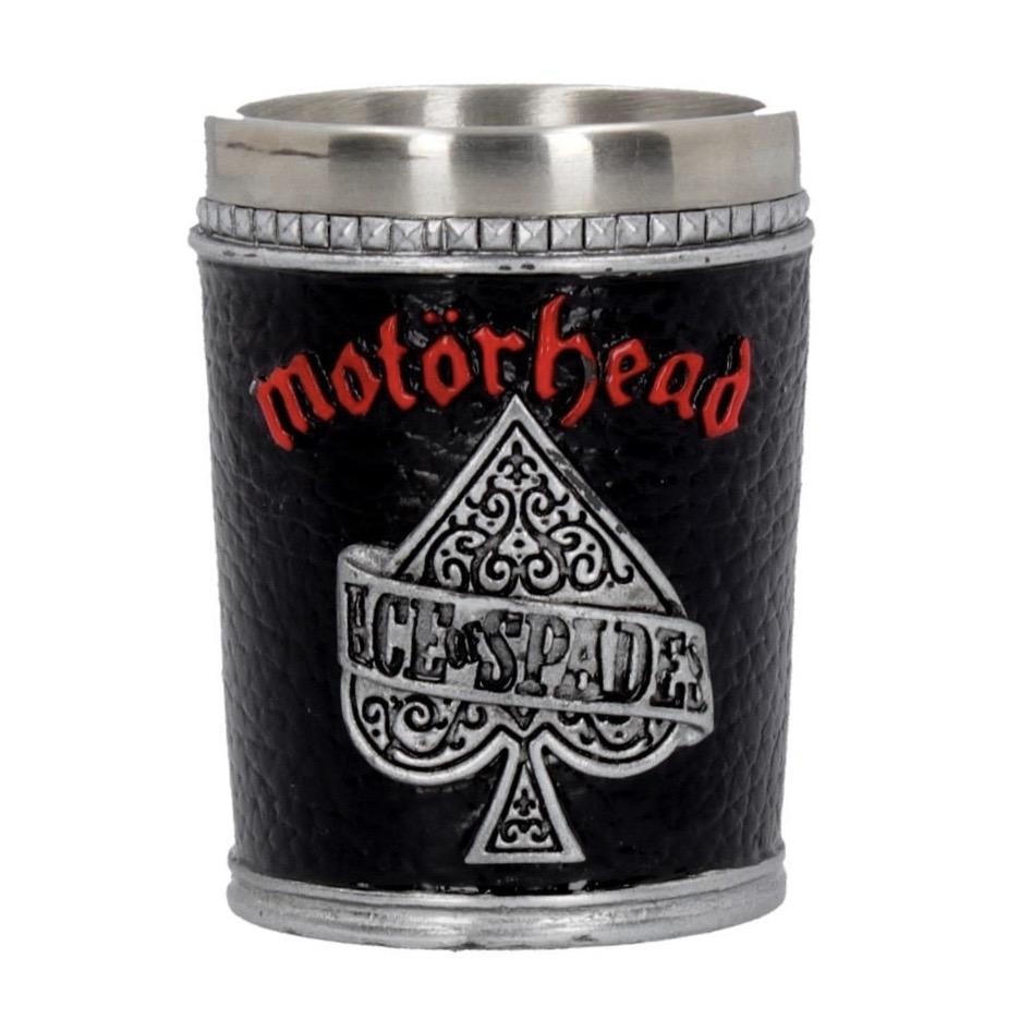 MOTORHEAD SHOT GLASS- Single