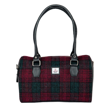 Harris Tweed Bowling Bag - Pridesouvenir