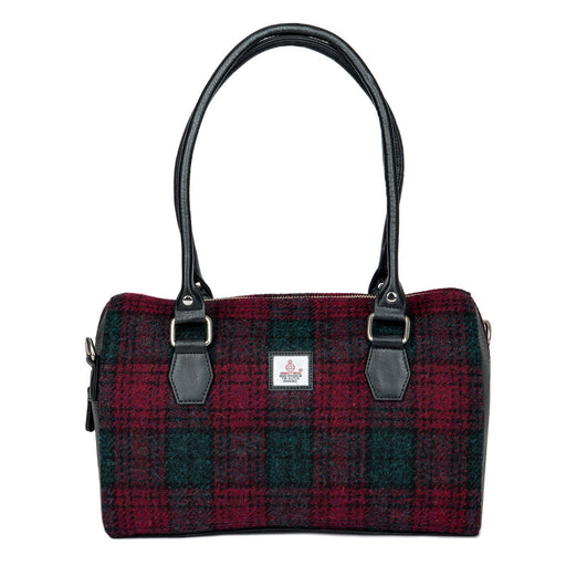Harris Tweed Bowling Bag