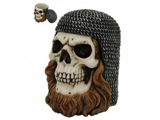 Dead Of Knight Skull Box Chainmail Trinket Box - House Of Spells