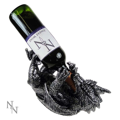 Guzzlers Dragon Wine Holder - britishsouvenir