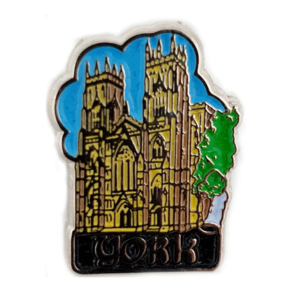 Pin Badge York minster