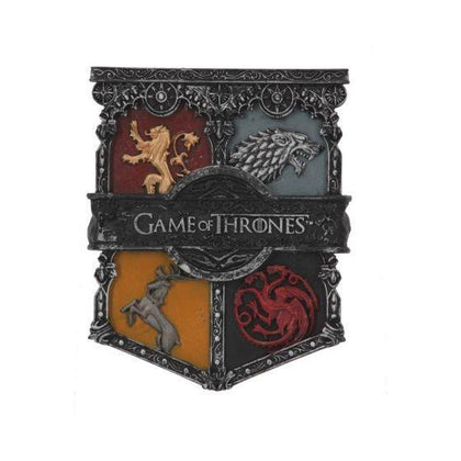 Sigil Magnet game of thrones 8cm - britishsouvenir