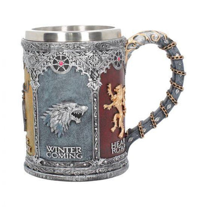 Sigil Tankard game of thrones14cm - bristishsouvenir
